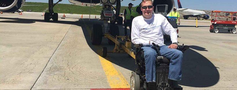 Disabili: viaggiare in aereo